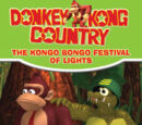 Episode 45 - Donkey Kong Country: The Kongo Bongo Festival of Lights