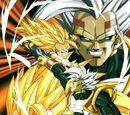 Sagas de Dragon Ball GT