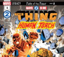 Marvel 2-In-One Vol 1 1