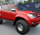 Toyota Hilux Arctic Trucks AT38