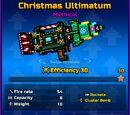 Christmas Ultimatum