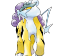 Emile's Raikou (Crystal)