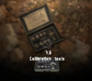 Calibration toolkit