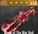 Blade of The War God