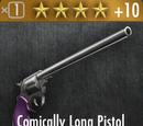 Comically Long Pistol