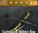 Customized Military Bow