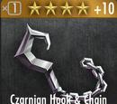 Czarnian Hook & Chain