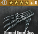 Diamond Tipped Claws