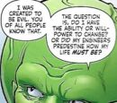 Things said by or about Mekon