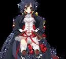 Kensuke's harem