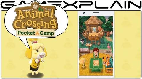 Animal Crossing: Pocket Camp - Direct DISCUSSION w/ Chuggaaconroy & RogersBase