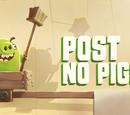 Post No Pigs