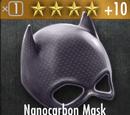 Nanocarbon Mask