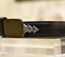 Rappelling belt