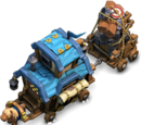 Strongman's Caravan