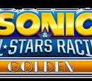 Sonic & All-Stars Racing Golden