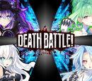 Hyperdimension Neptunia Battle Royale: The Four CPUs