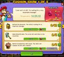 Fashion Show: Sands 3 Expansion