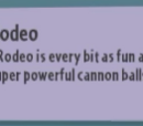 Cannon Rodeo