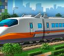 Railroad Marathon X