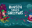 Bunsen Saves Christmas