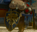 Trophy (Knight for Hire)