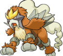 Emile's Entei (White)