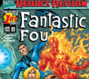 Fantastic Four Vol 3 1