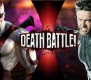 Kratos vs. Wolverine
