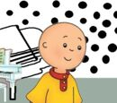 Caillou From Evil Caillou Gets Grounded