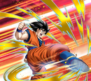 Daily Training Goku