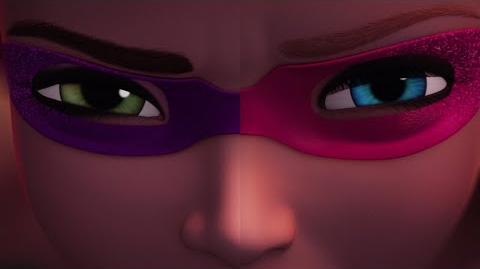 Princess Power Superhero Beat MV