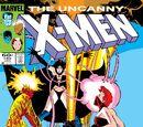 Uncanny X-Men Vol 1 189