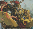 Overturn Knight, El Quixote