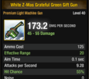 Grateful Green Gift Gun
