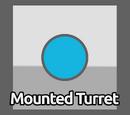Mounted Turret