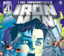 Iron Man Vol 1 327