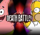 Homer Simpson Vs Patrick