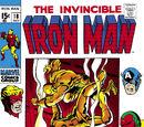 Iron Man Vol 1 18