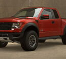 Ford F-150 SVT Raptor '11