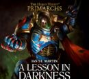 A Lesson In Darkness (Audio Drama)