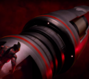 Super-dimensional Eradication Bomb