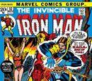 Iron Man Vol 1 52