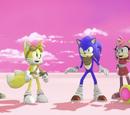 Team Sonic (alternate dimension)