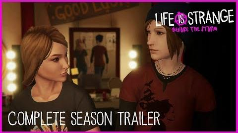 Before the Storm Complete Trailer de la temporada completa