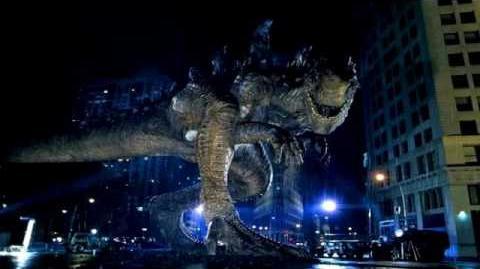 Sound Effects - Godzilla 1998