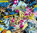 Skrull-Xandar War/Gallery