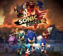 Niveaux de Sonic Forces