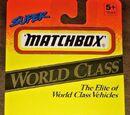 Matchbox Viper Super World Class 40