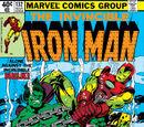 Iron Man Vol 1 132